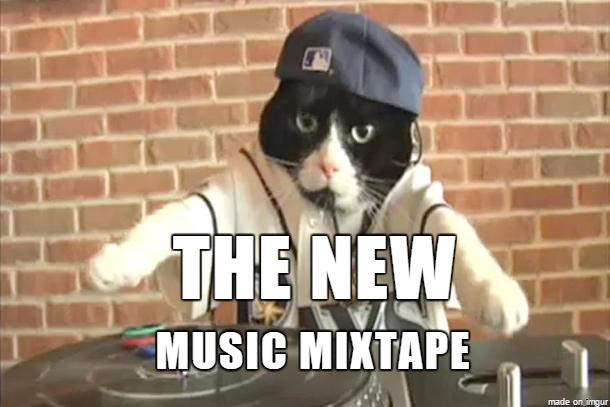 Return Of The New MusicMixtape