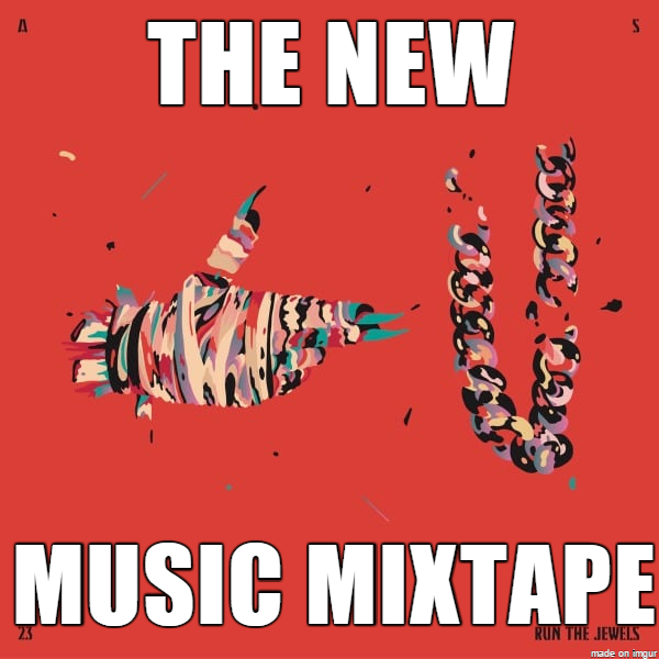 The New Music Mixtape – Best Of October